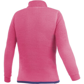 Woolpower 200 Zip Coltrui Kinderen, sea star rose